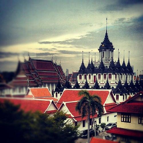 วัดราชนัดดาราม (Wat Ratchanatdaram)