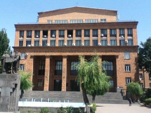 Yerevan State University (YSU) | Երևանի Պետական Համալսարան (ԵՊՀ)