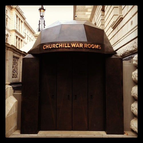 Churchill War Rooms (Churchill Museum & Cabinet War Rooms)