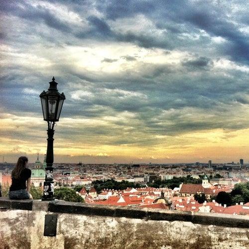 Prague Castle View Point