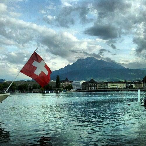 Vierwaldstättersee / Lake Lucerne