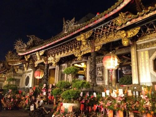 龍山寺 Longshan Temple