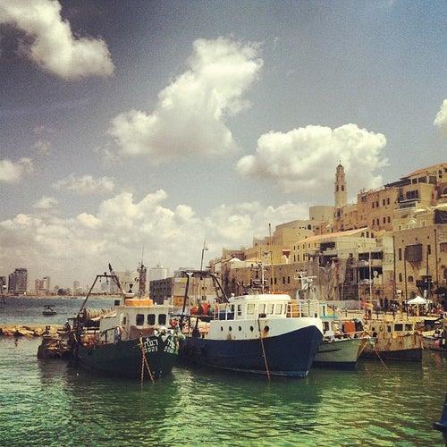 Jaffa Port (נמל יפו)