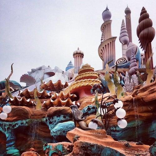 マーメイドラグーン (Mermaid Lagoon)