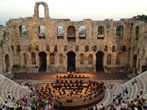 Ωδείο Ηρώδου Αττικού (Herod Atticus Odeon)