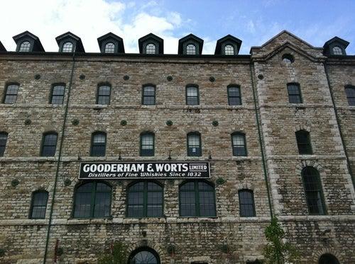 Historic Distillery District