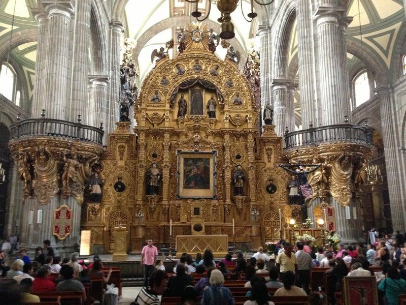 Catedral Metropolitana de la Asunción de María