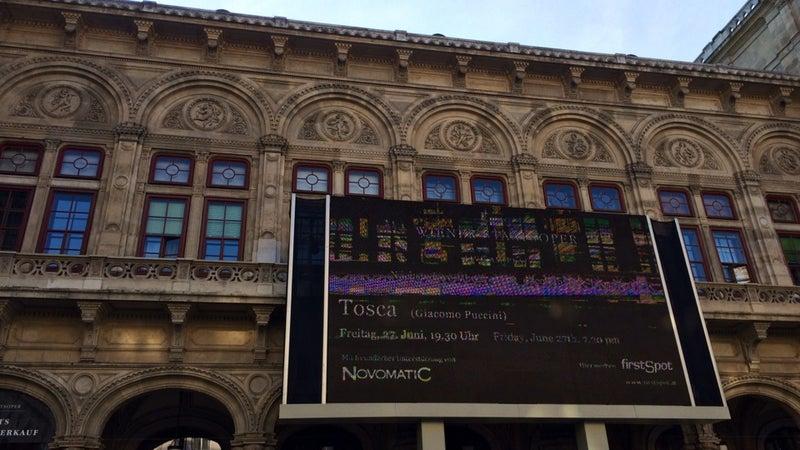 Wiener Staatsoper Live am Platz