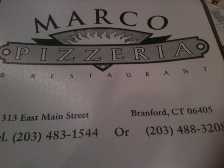 Marco Pizzeria,