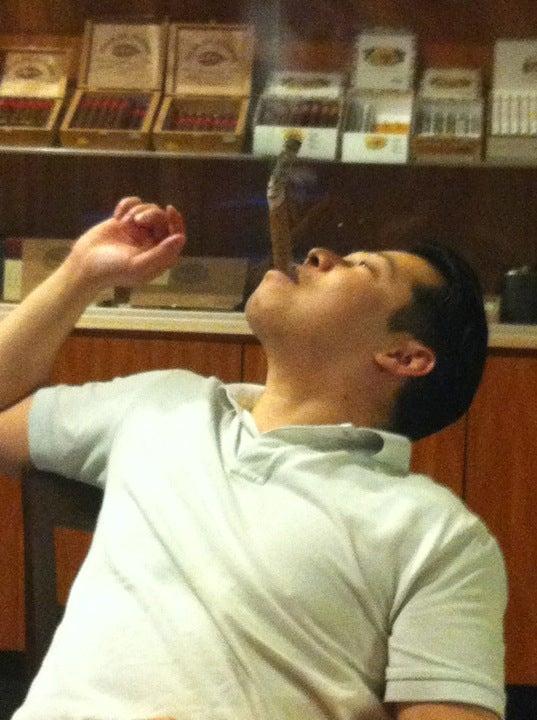Cigarlanding,