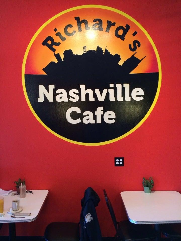 RICHARDS NASHVILLE CAFE,