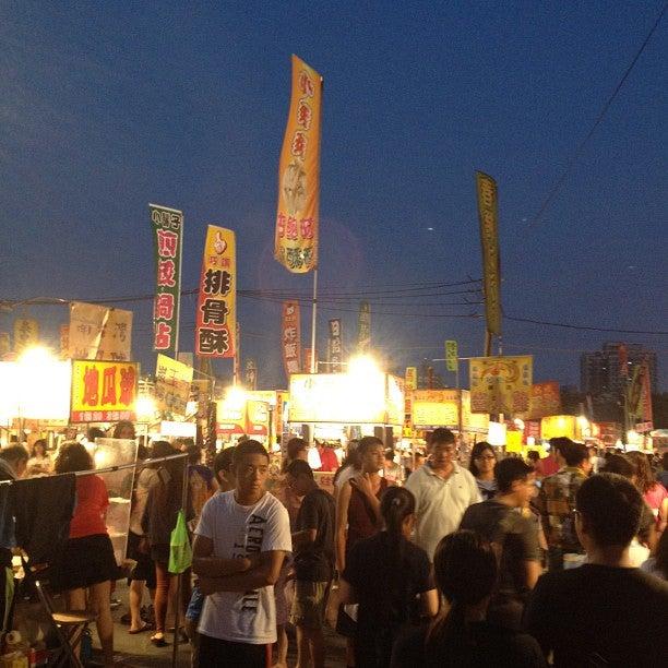大東夜市 Dadong Night Market