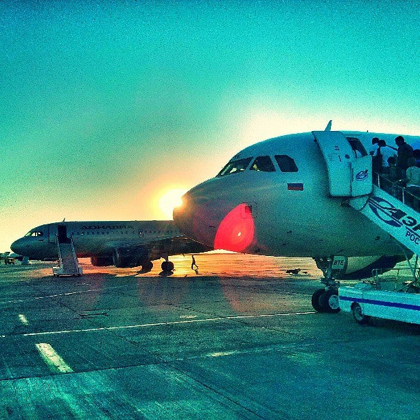 Аэропорт Ростов-на-Дону фото 3