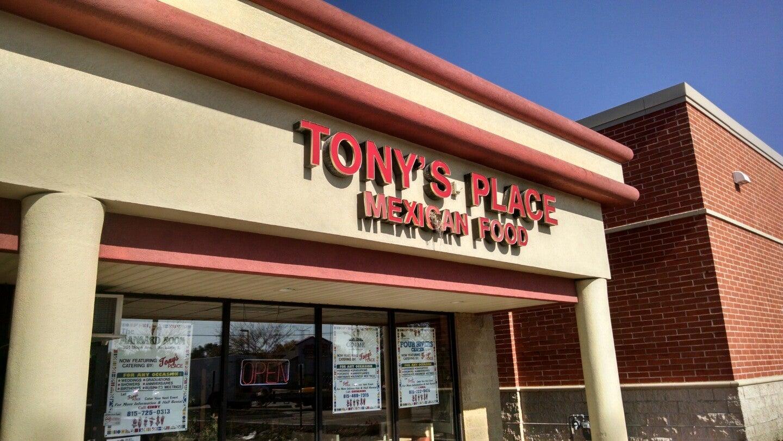 Tony's Place,