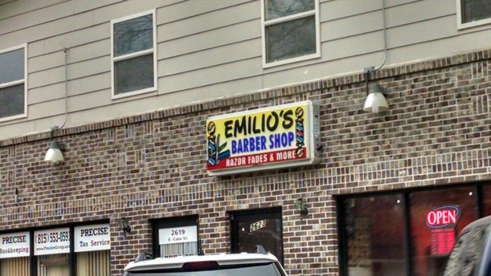 Emilo Barber Shop,