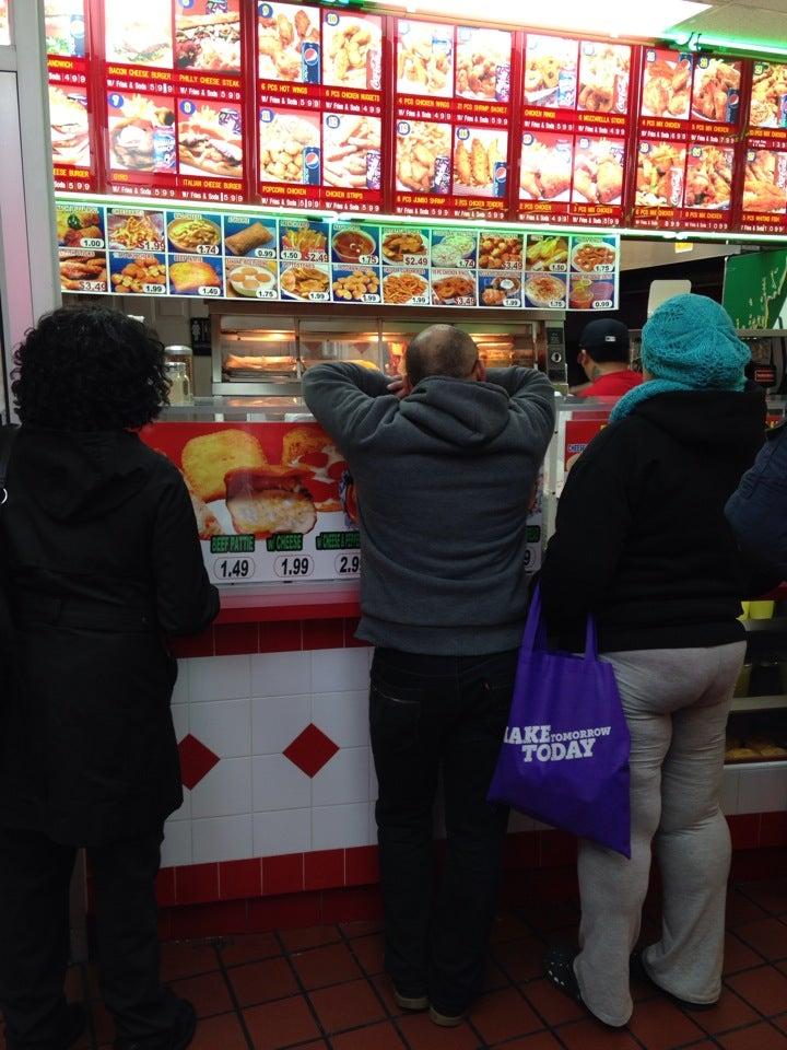 US Fried Chicken,