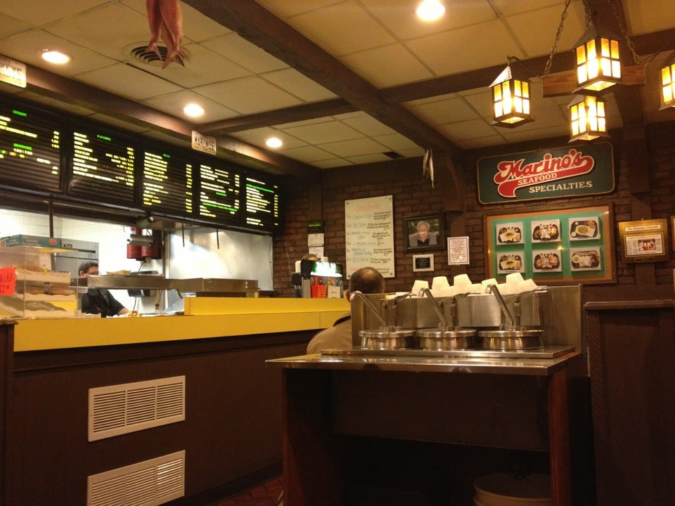 Marino's Seafood,