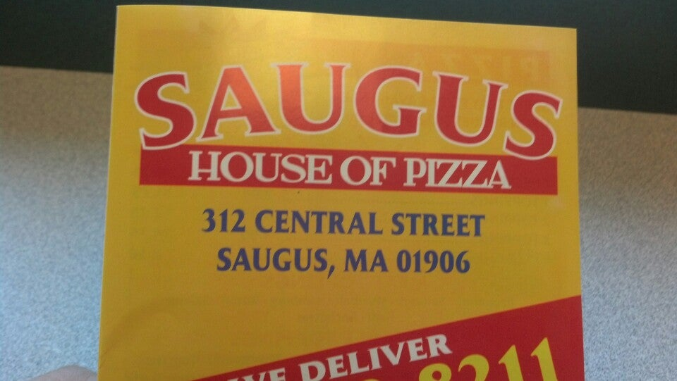 Saugus House of Pizza,