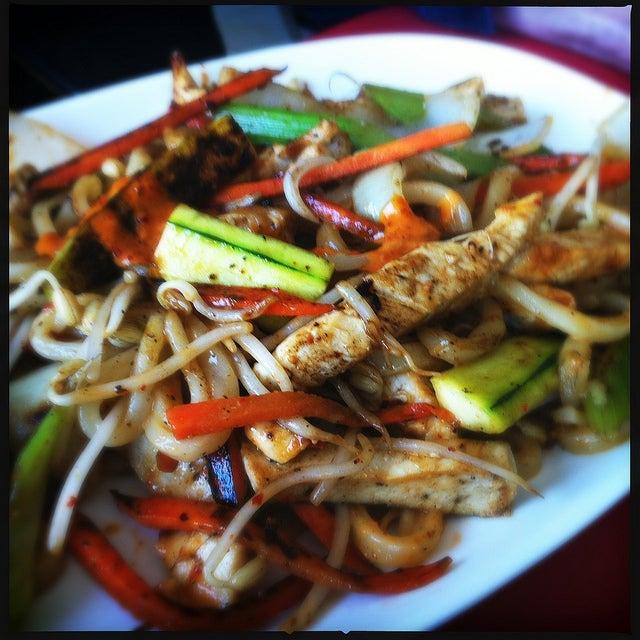 The Noodle Star, pho, stir-fry, sushi, vietnamese,japanese
