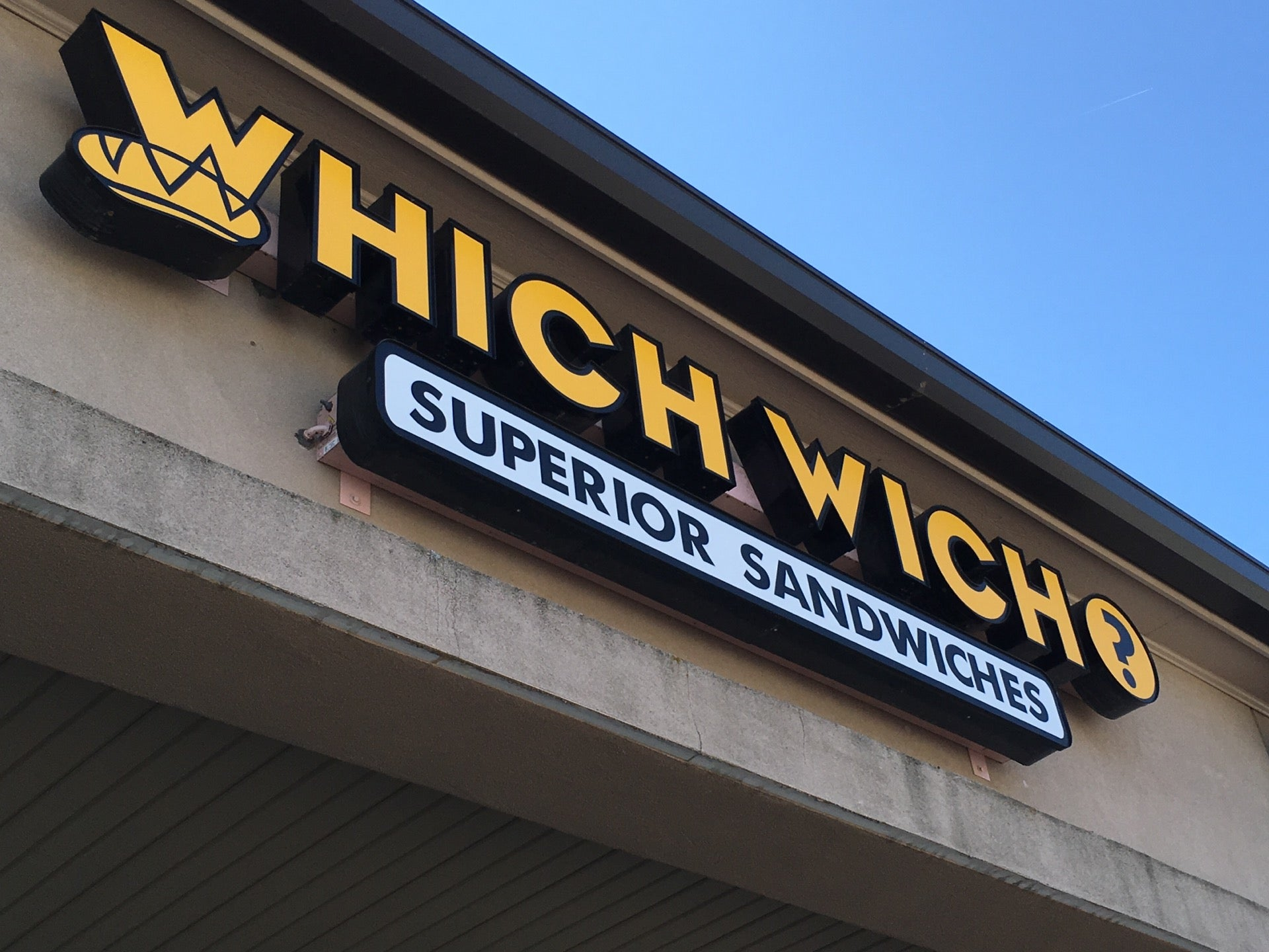 WhichWich Superior Sandwiches,