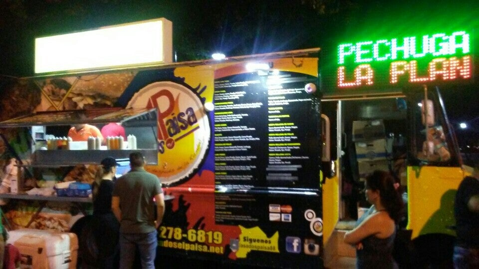 ASADOS EL PAISA RESTAURANT,street food