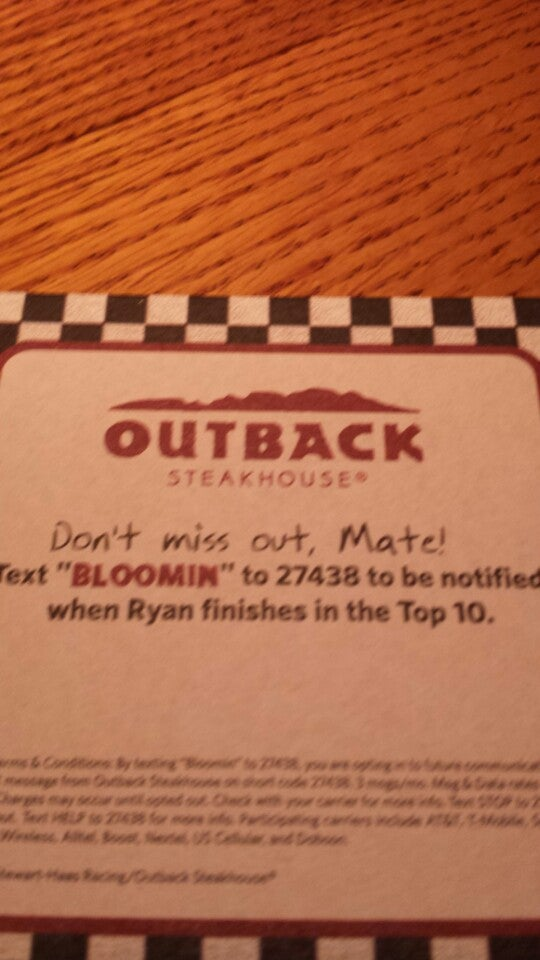 Outback Steakhouse,Bloomin' Onion,Outback,Restaurant,Steakhouse,steak