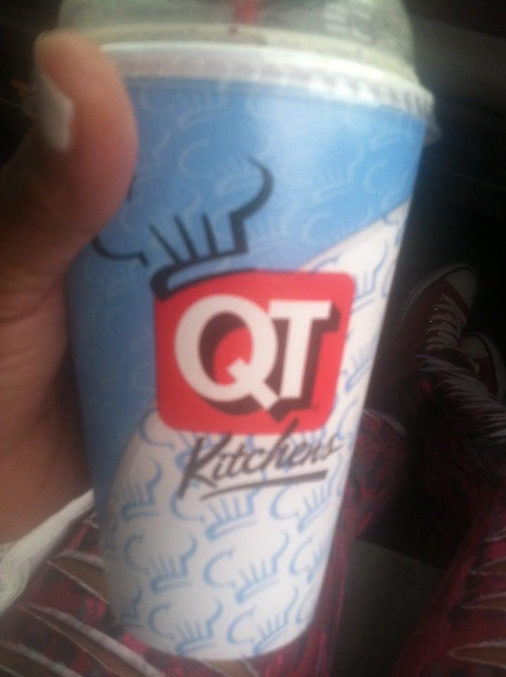 QuikTrip, coffee, drinks, hot food, snacks,gas