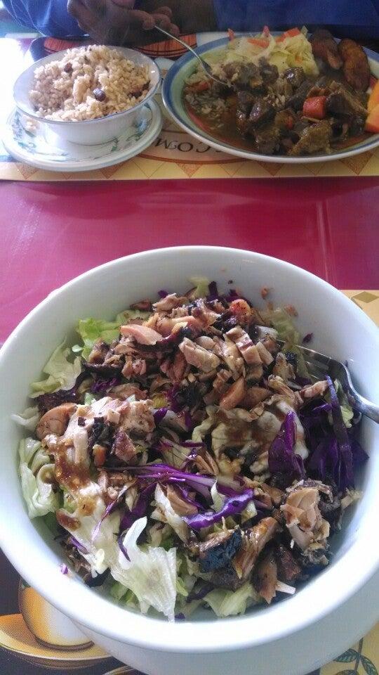 Tropic Island Cafe,