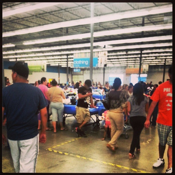Goodwill outlet store on conquest city austin