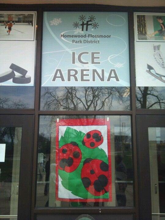 Homewood-Flossmoor Ice Arena,