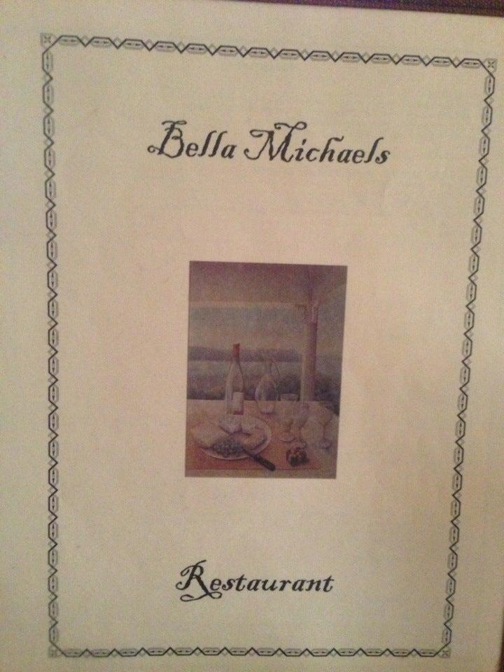 Bella Michael's Restaurant,