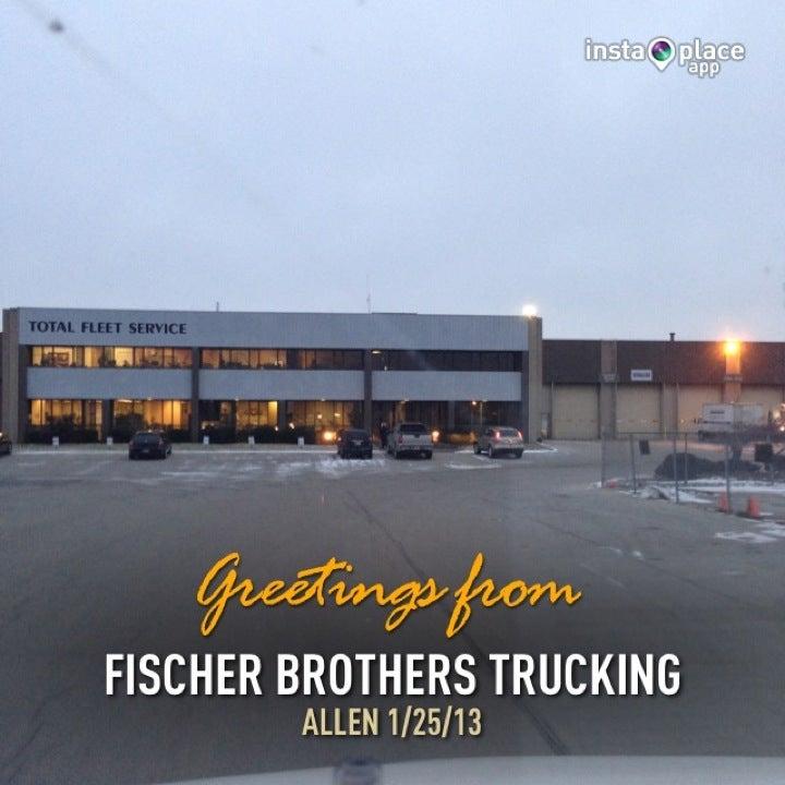 Fischer Trucking Inc,