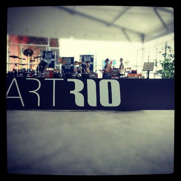 Art Rio - Feira Internacional de Arte Contemporânea do Rio de Janeiro