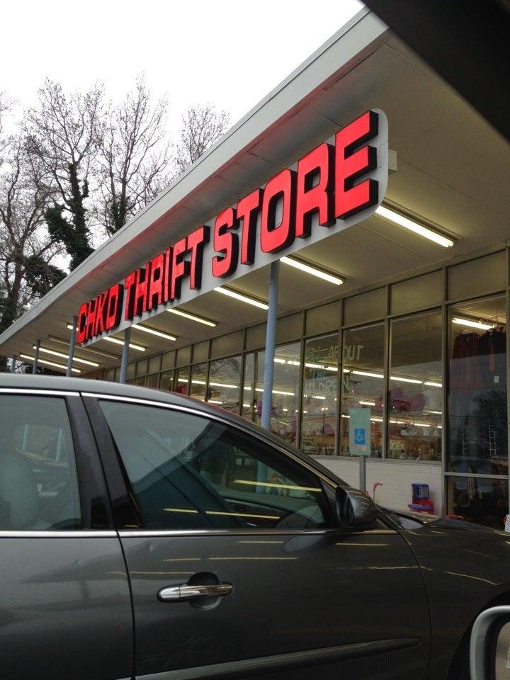 Thrift Store Chkd,