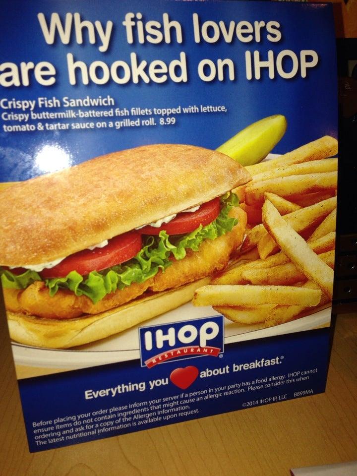 IHOP,