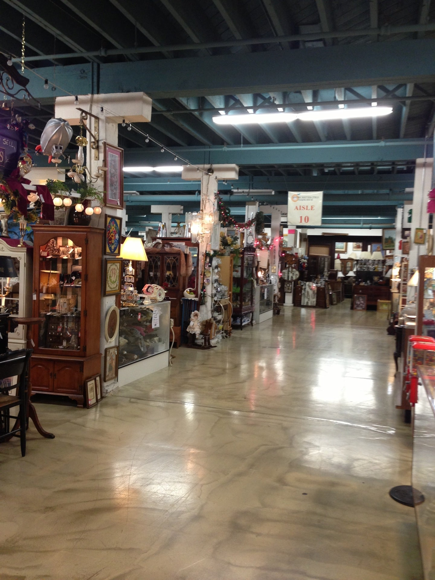 King Richard S Antique Center Los Angeles Tickets