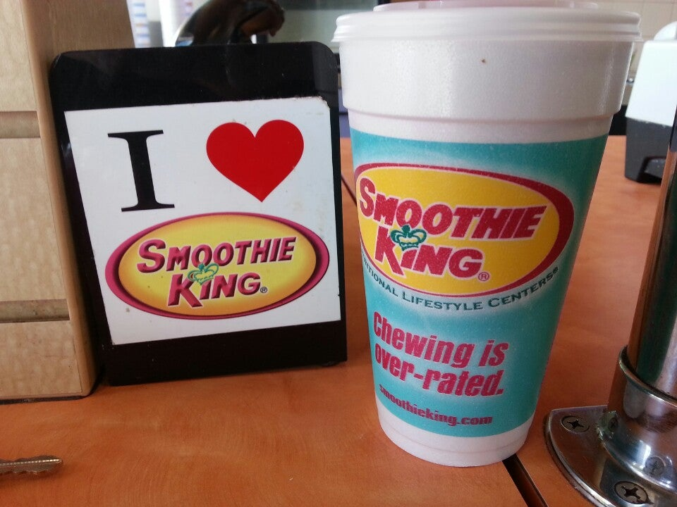 SMOOTHIE KING,