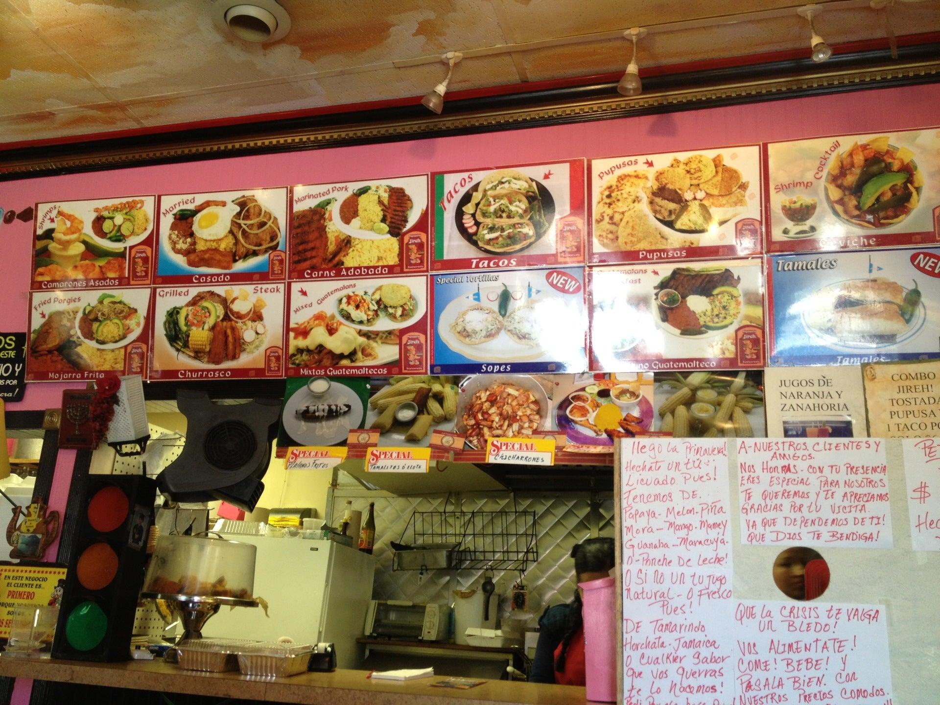 Jireh Restaurant,