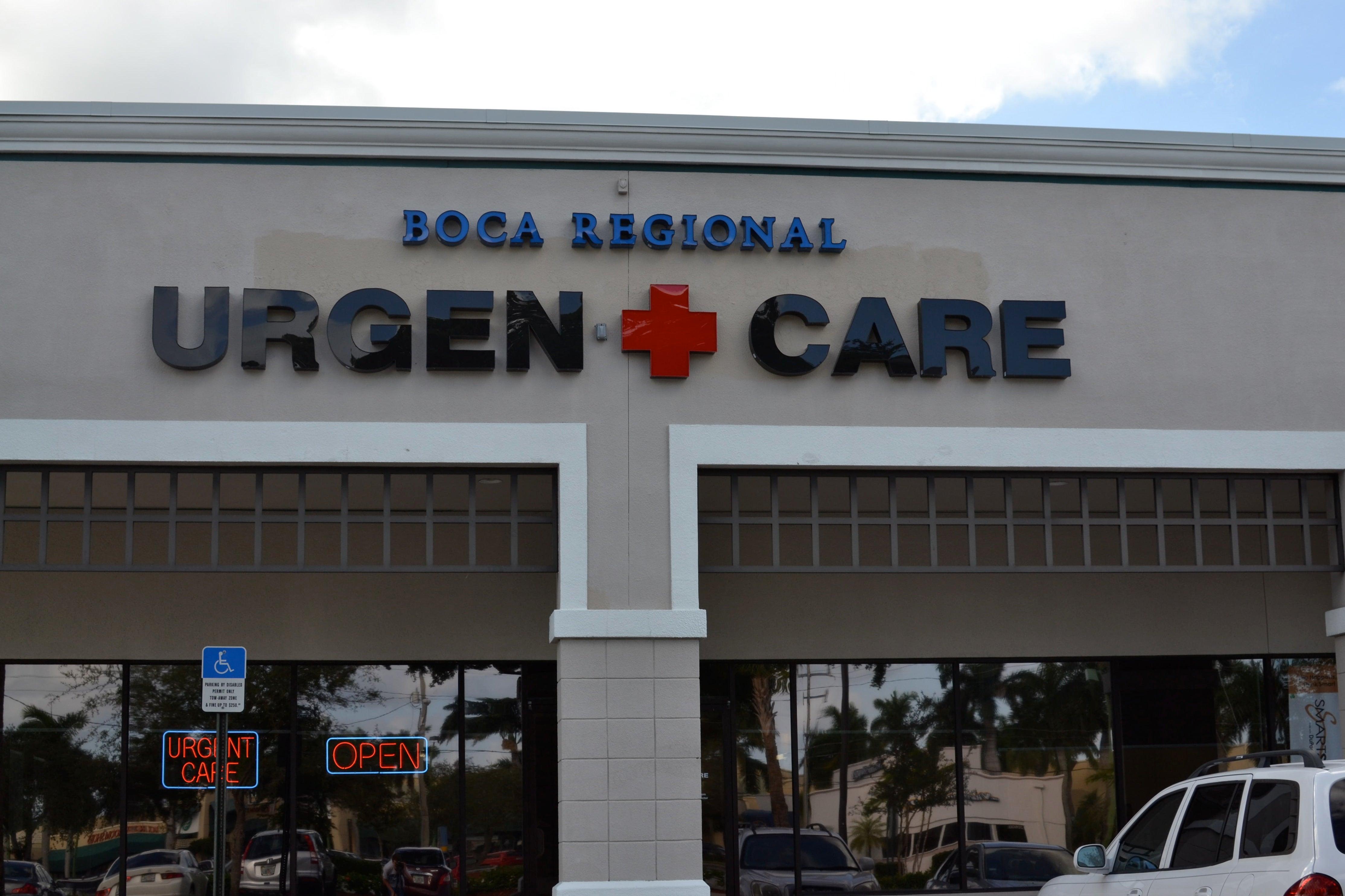 Boca Raton Urgent Care,