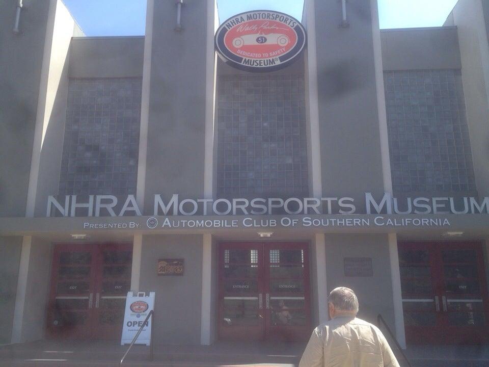 NHRA Motorsports Museum