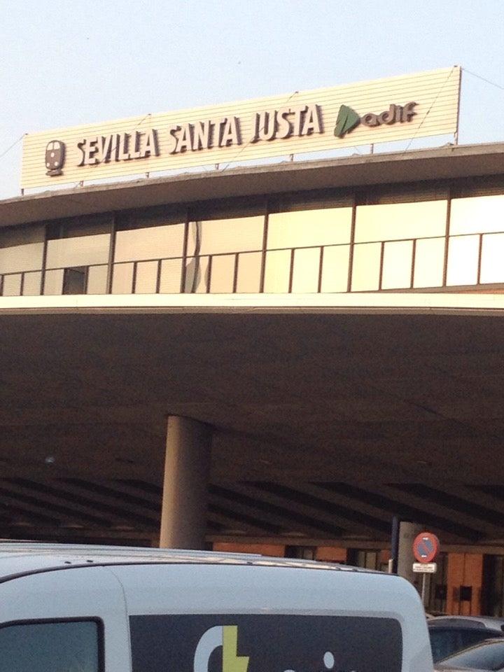 Volviendo a Madrid desde Sevilla