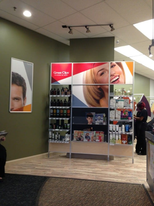 Great Clips,