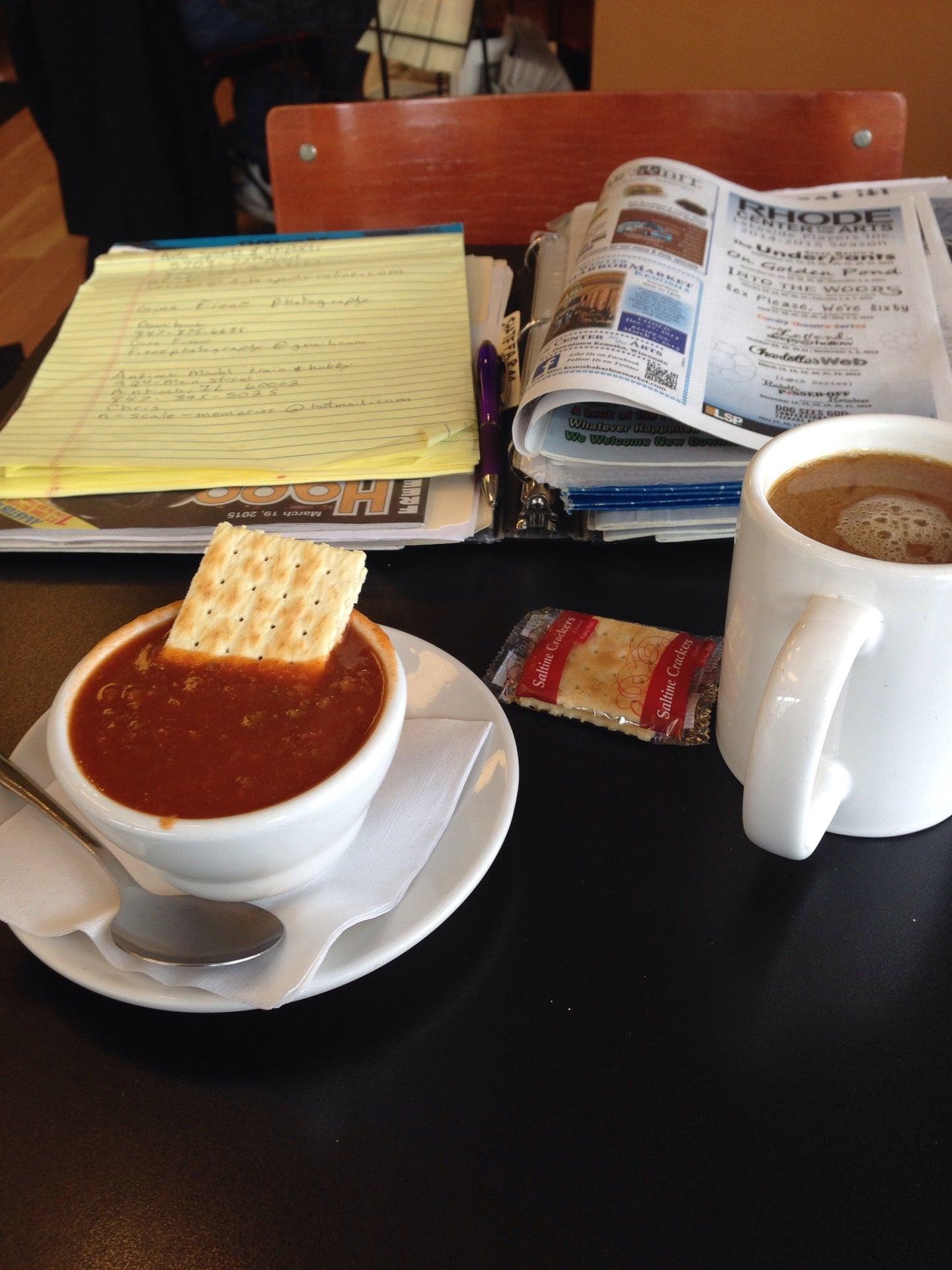 Char's Cafe,