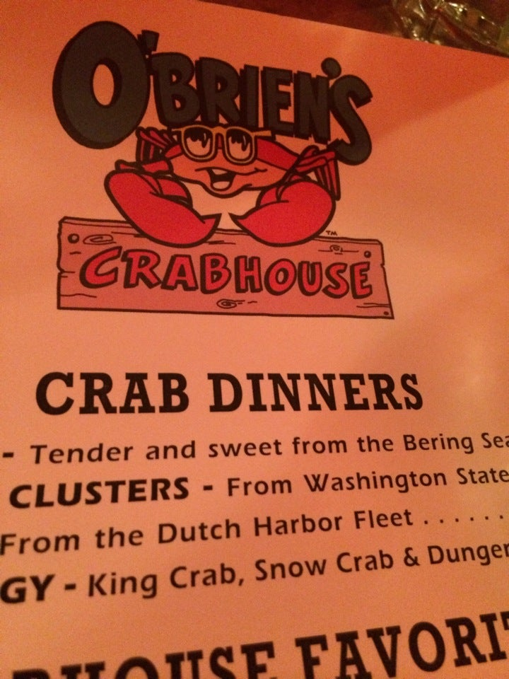 Fran O'Brien's Maryland Crabhouse,