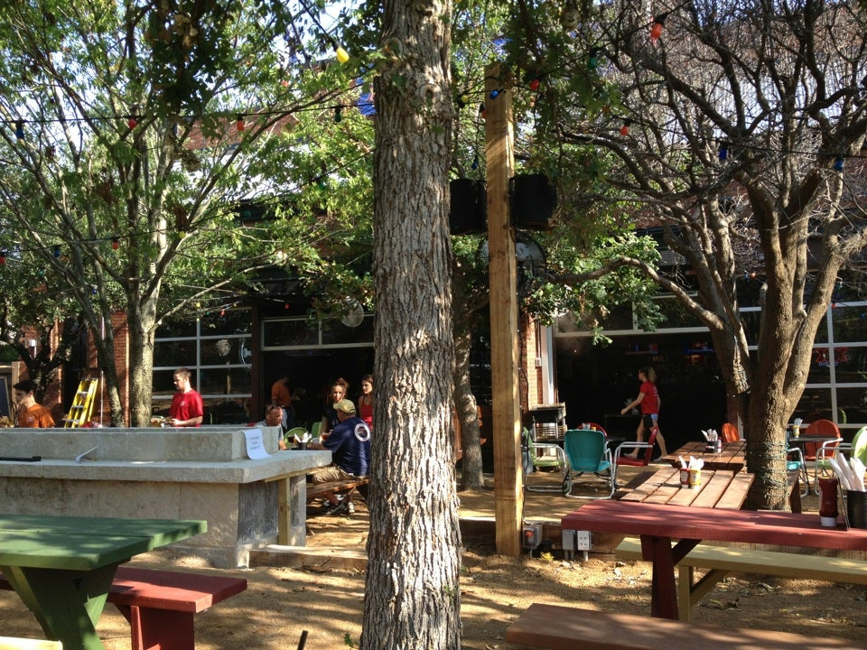 Katy Trail Ice House Outpost