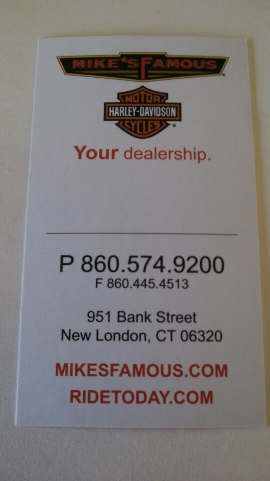 Mike's Famous Harley-Davidson,