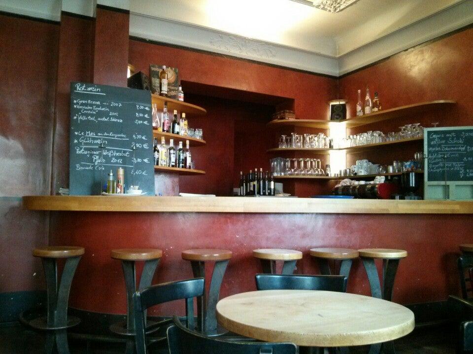 Cafe Lavandou Mannheim Speisekarte