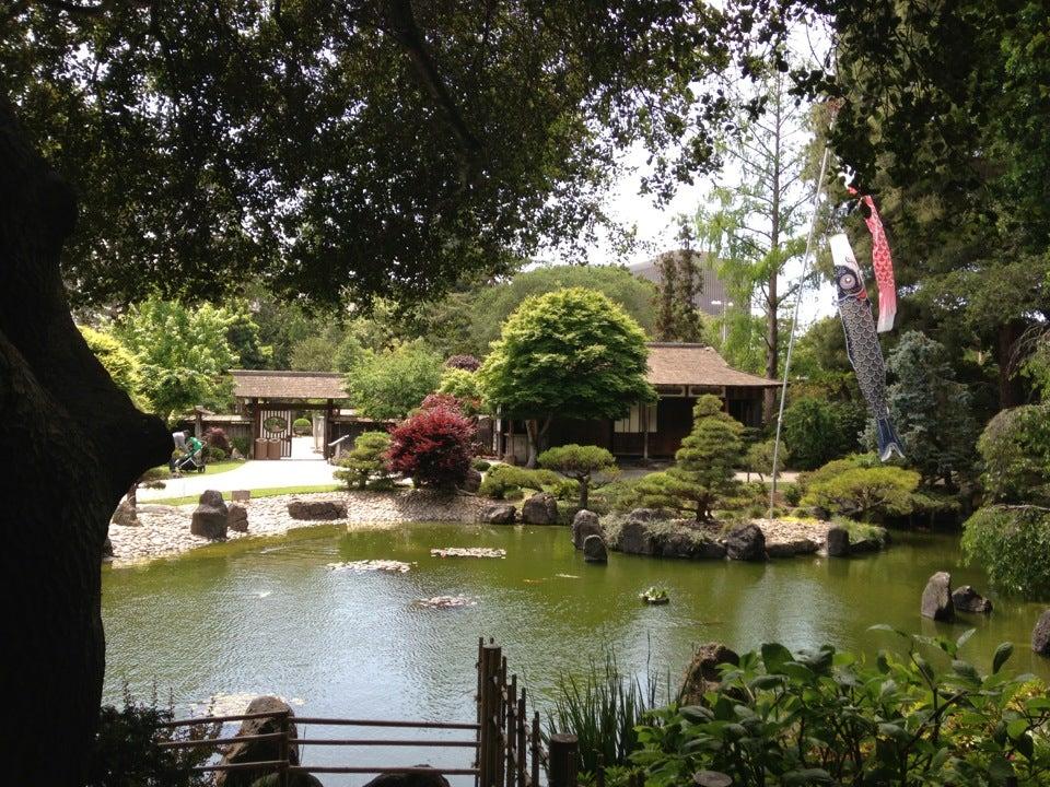 Japanese Tea Garden at Central Park