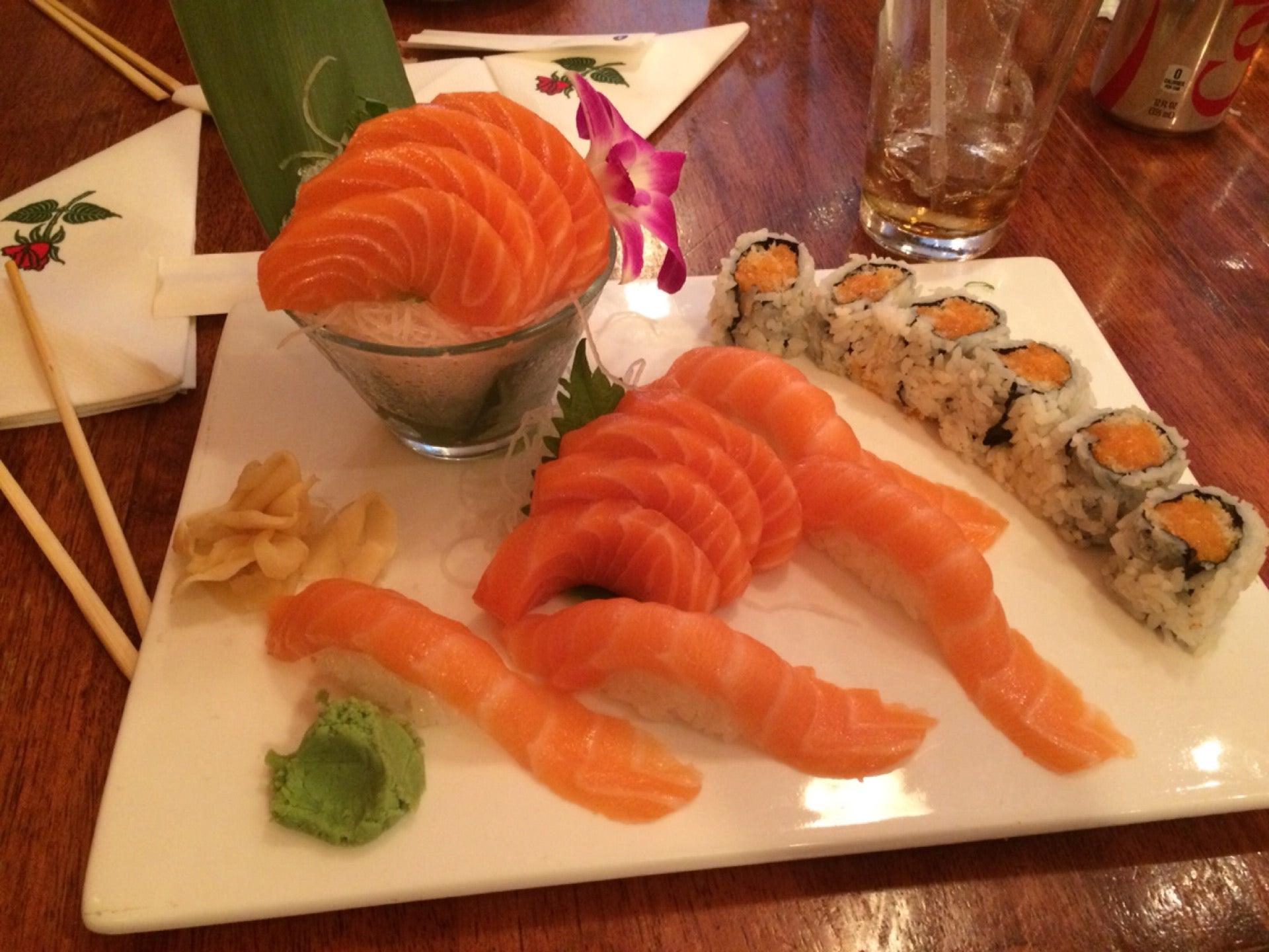 Ginza Japanese Restaurant,sushi
