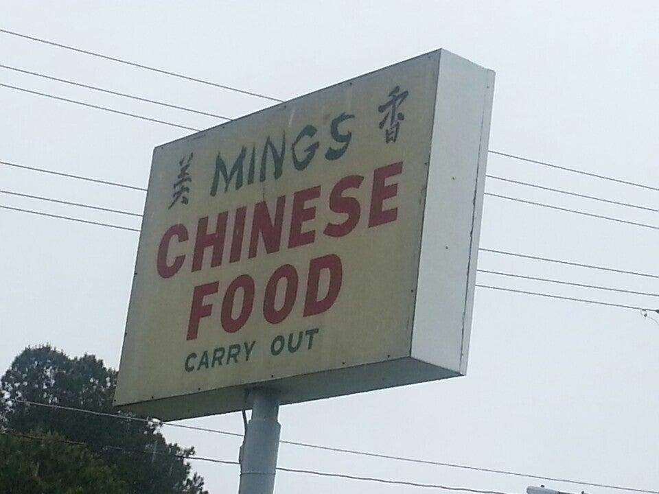 Ming's Chinese Restaurant,